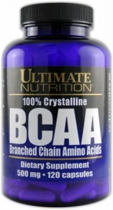 BCAA 500 (Ultimate Nutrition)