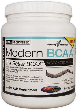 Modern BCAA от Power-Way