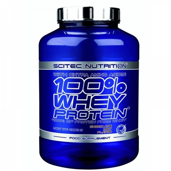 100% Whey Protein (Scitec Nutrition)