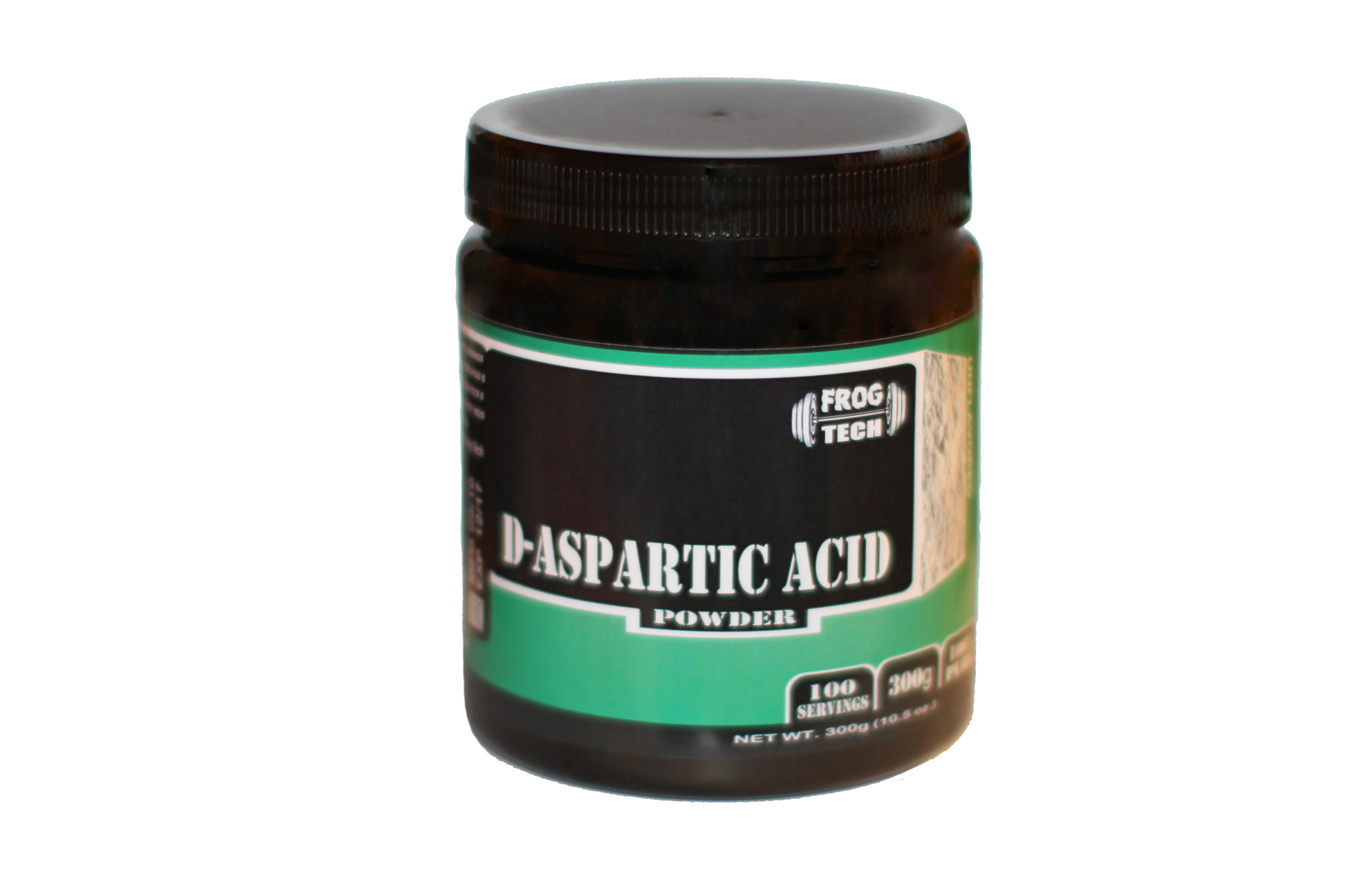 Frog Tech D-aspartic acid