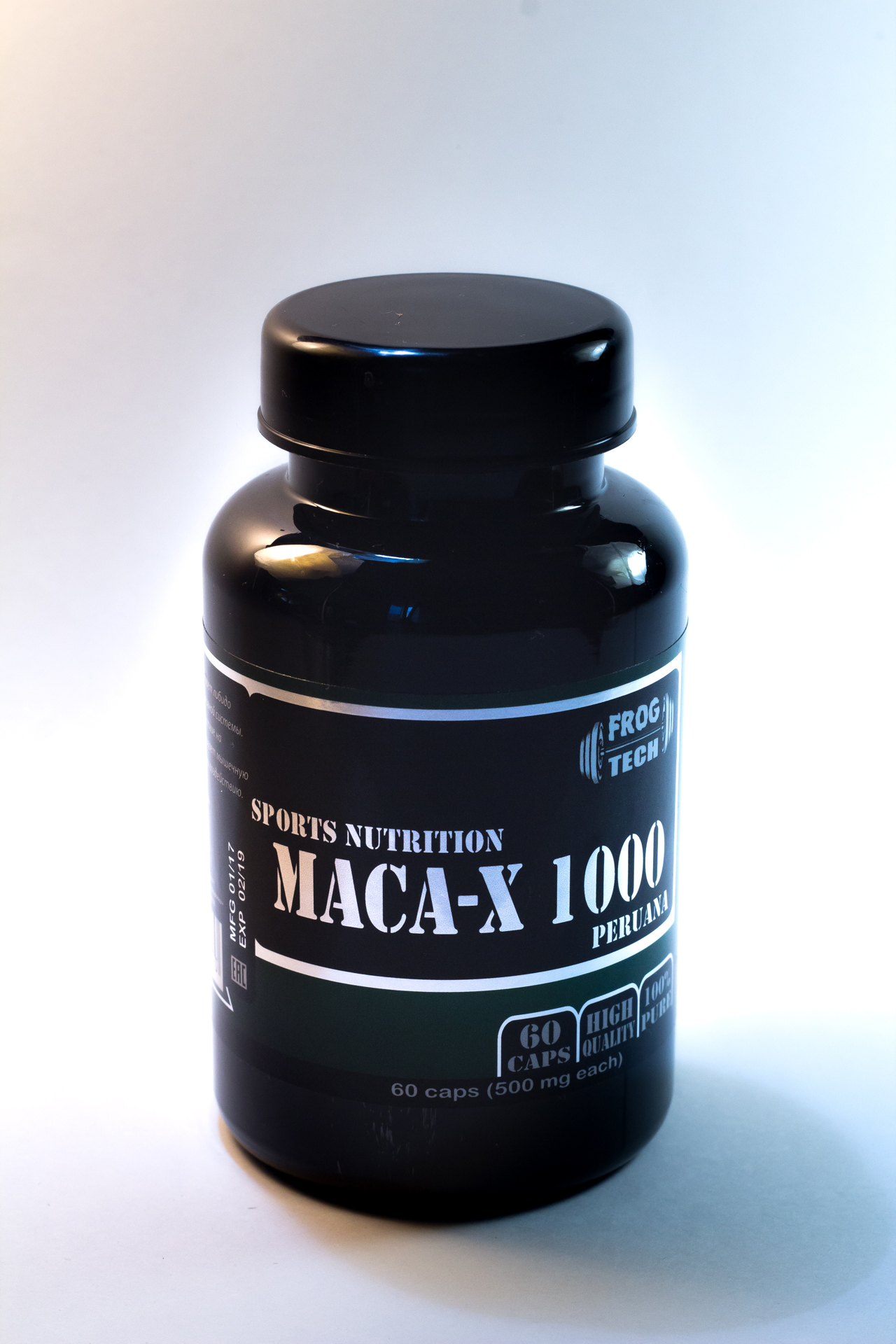 Maca-X Extract 1000 (Frog Tech)