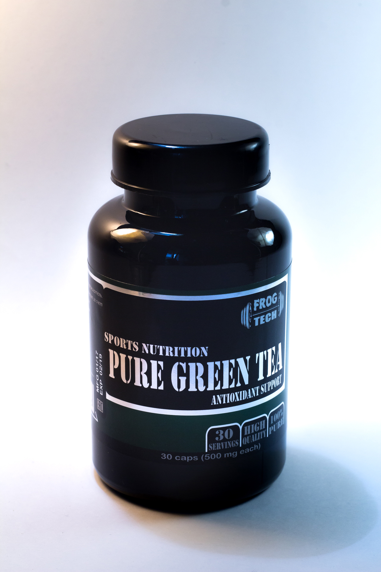 Pure Green Tea Extract (Frog Tech)