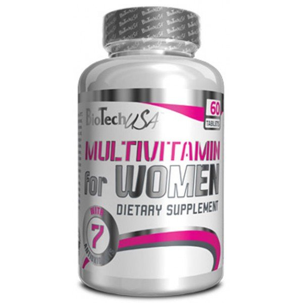 Multivitamin for Woman (BioTech USA)