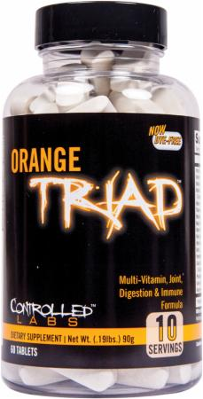Orange Triad