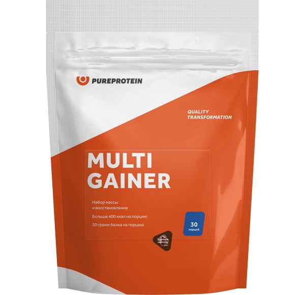 Multicomponent Gainer