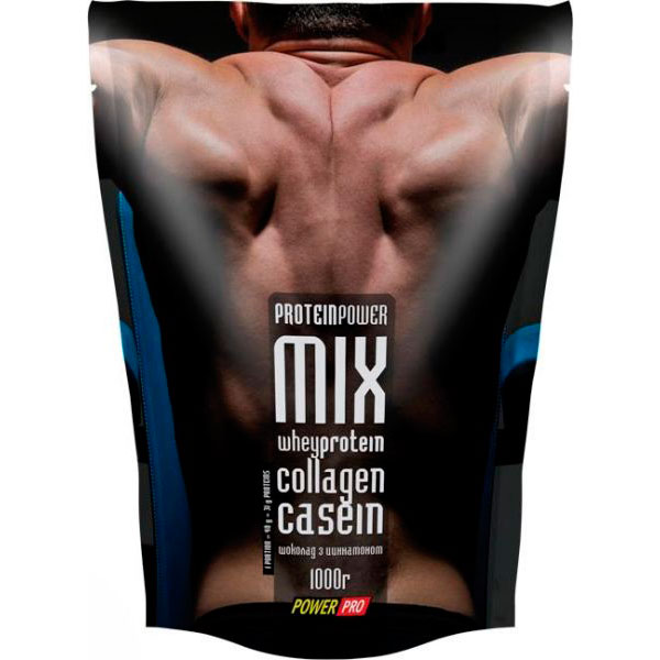 Power Pro Protein Power Mix