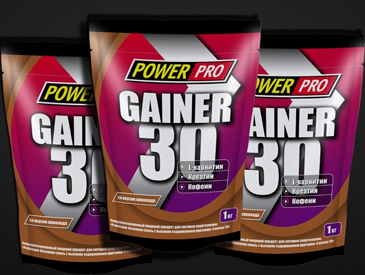 Power Pro Gainer 30