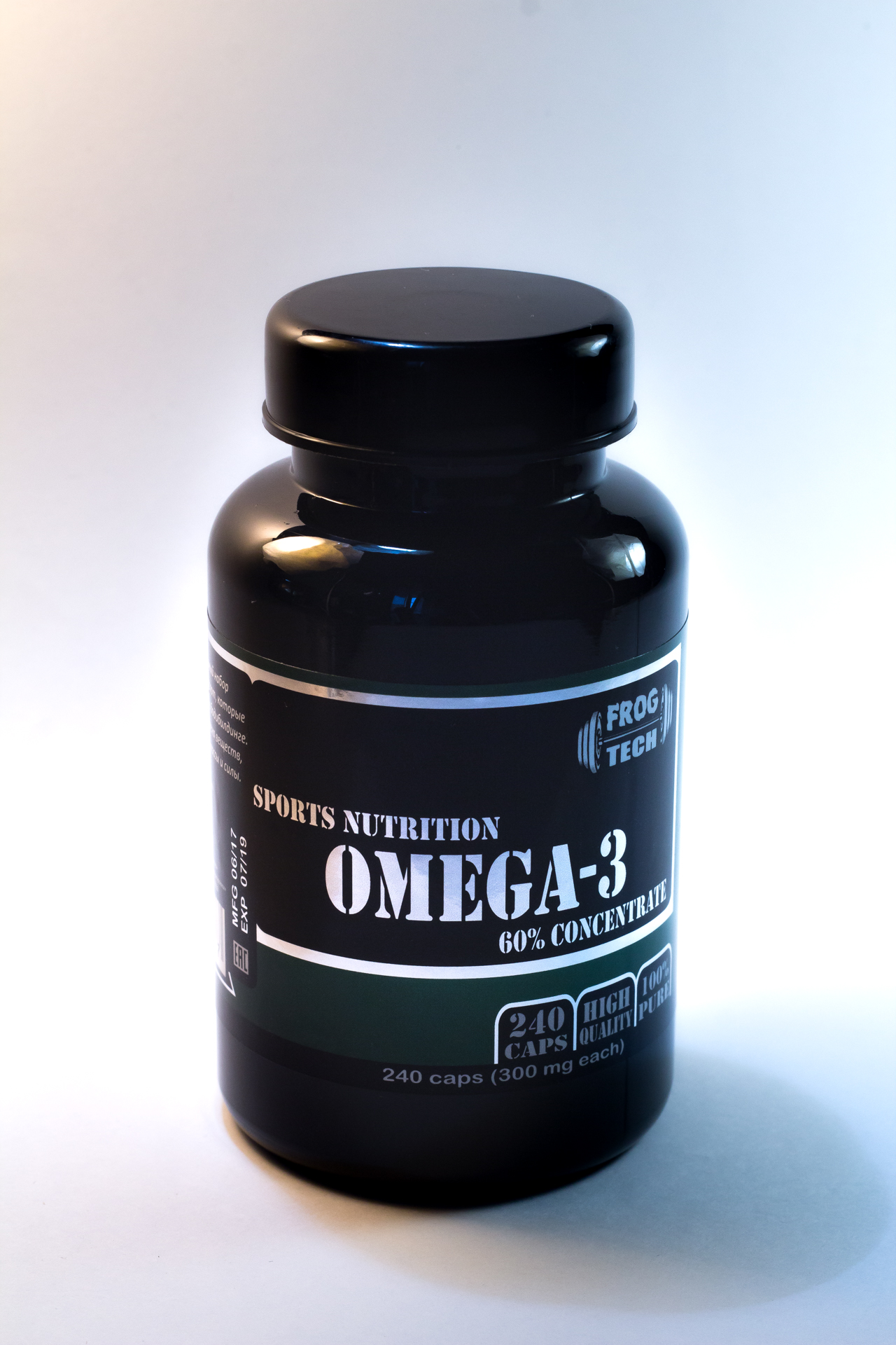 Omega-3 60% Concentrate