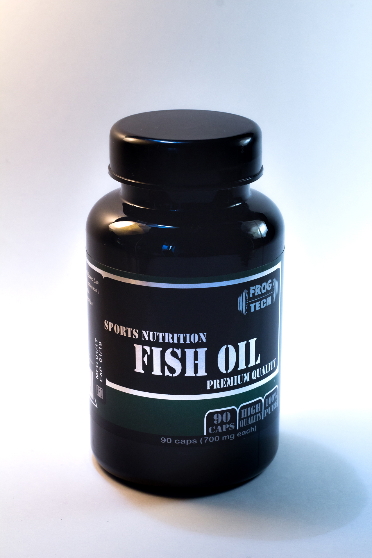 Omega-3 60% Ethyl Esters