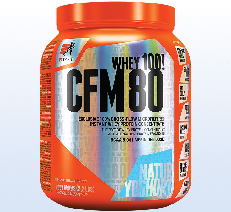 CFM Instant Whey от Power-Way