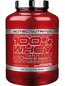 100% Whey Protein Professional (Scitec Nutrition)