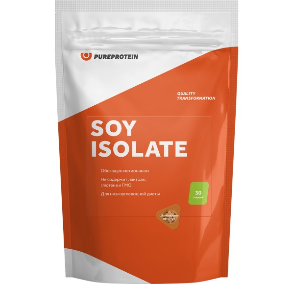 Soy Protein (Pure Protein)