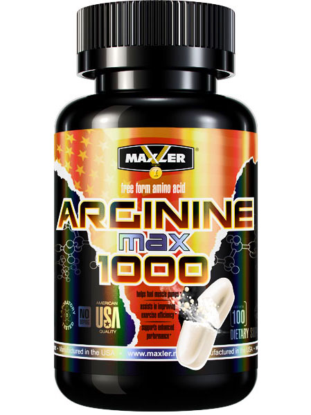 Arginine Max 1000