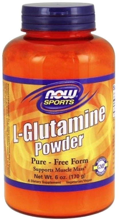 NOW L-Glutamine Powder