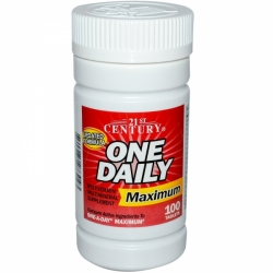 Once Daily Maximum