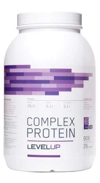 Level Up Complex Protein
