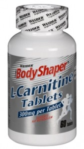 L-Carnitine Tablets (Weider)