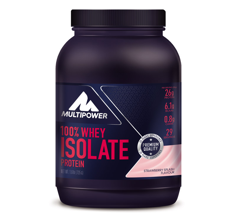 100% Whey Isolate Protein