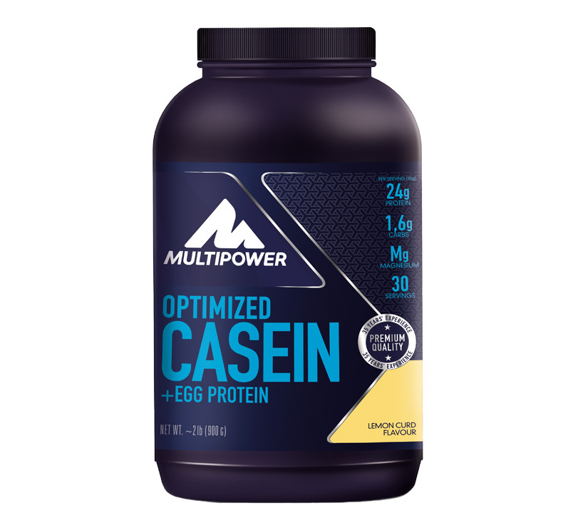 Optimized Casein + Egg Protein