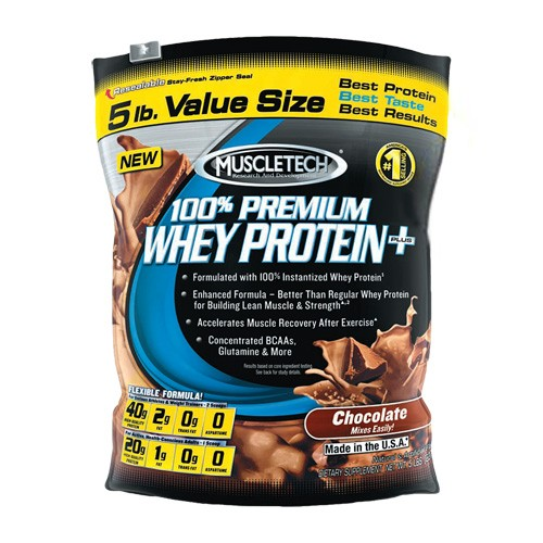 100% Premium Whey Protein Plus (Muscle Tech)