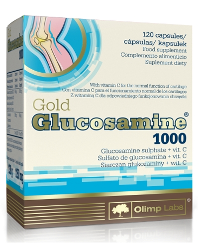 Olimp Gold Glucosamine 1000