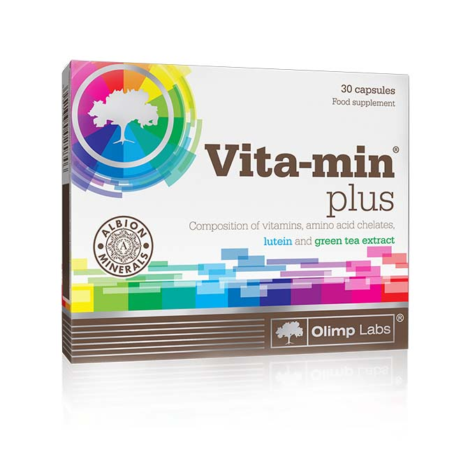 Vita-Min Plus For Woman