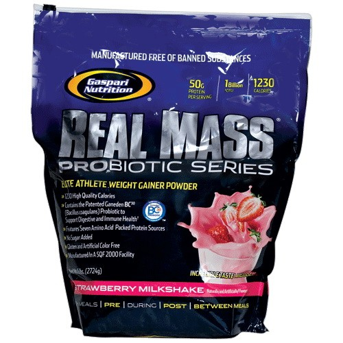 Real Mass (Gaspari Nutrition)