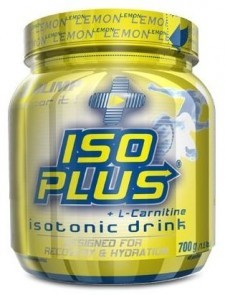 Iso Plus isotonic (Olimp)