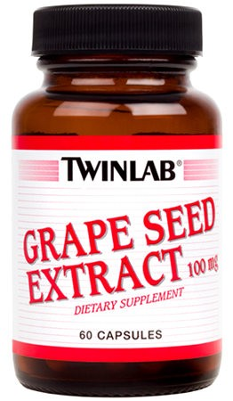 Twinlab Grape Seed Extract 100 mg