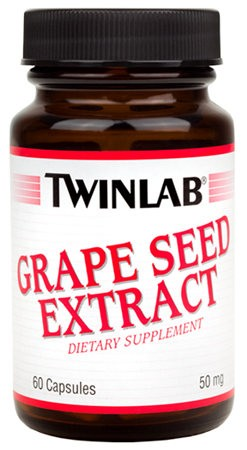 Twinlab Grape Seed Extract 50 mg