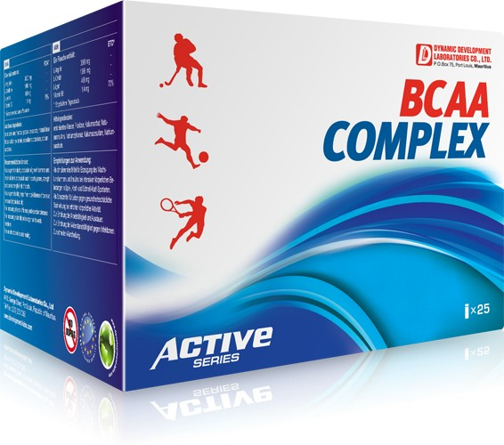 BCAA Complex от Power-Way