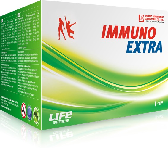 Dynamic Development Immuno Extra
