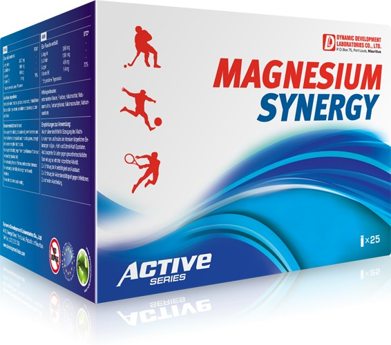 Dynamic Development Magnesium Synergy
