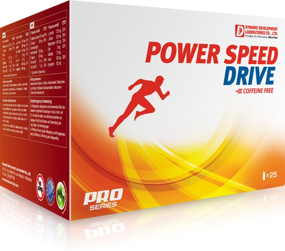 Dynamic Development Power Speed Drive