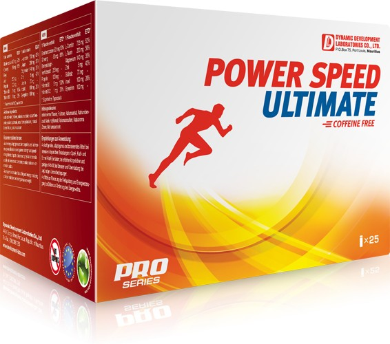 Power Speed Ultimate (Dynamic Development)
