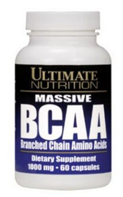 BCAA Massive (Ultimate Nutrition)