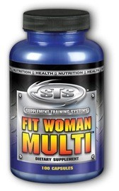 Fit Woman Multi (STS)