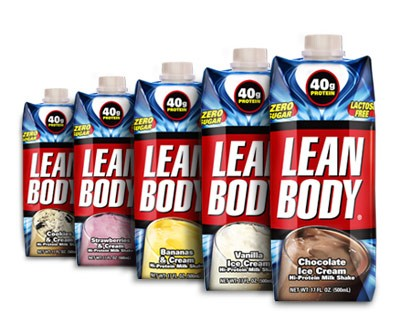 Labrada Nutrition Lean Body RTD 17 oz.