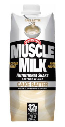 Muscle Milk RTD CytoSport (500 мл) от Power-Way