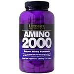 Amino 2000 Super Whey (Ultimate Nutrition)