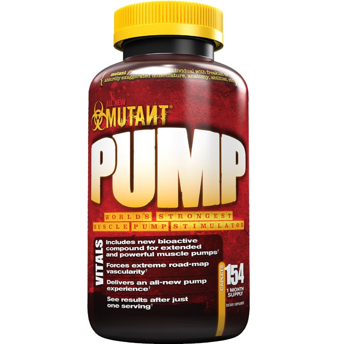 Mutant Pump (Fit Foods)