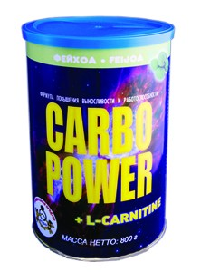 Carbo Power + L-Carnitine от Power-Way