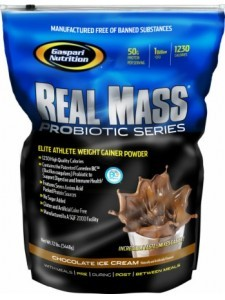 Real Mass Probiotic Series (Gaspari Nutrition)