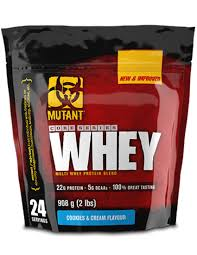 Mutant Whey (Fit Foods)