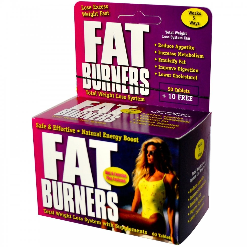 Universal Nutrition Fat Burners Box