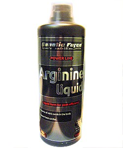 Arginine liquid (Genetic Force)