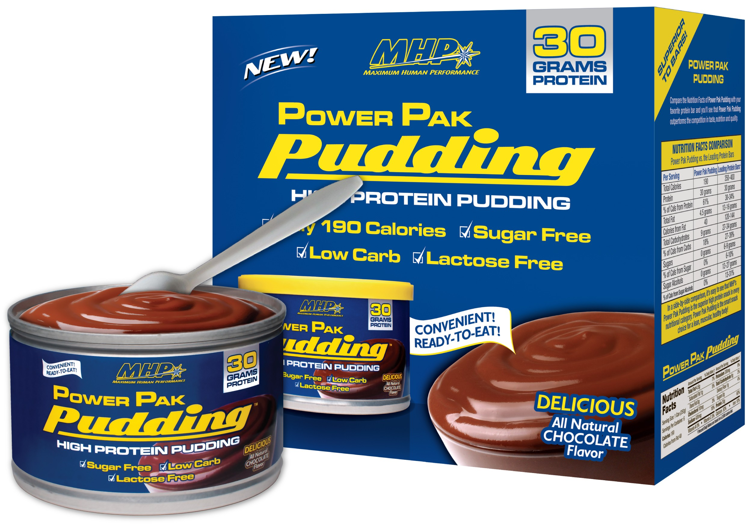 Power Pak Pudding от Power-Way