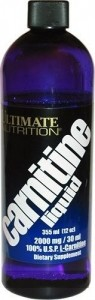 L-carnitine Liquid (Ultimate Nutrition)
