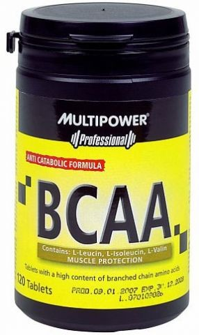 BCAA Muscle Protection (Multipower)