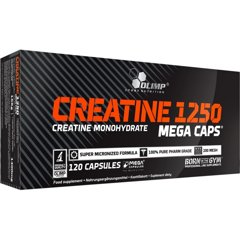 Creatine Mega Caps (Olimp)